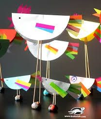 Resultado de imagen para Paper Plate Crafts for adult