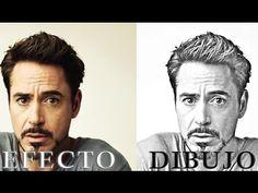 Efecto Dibujo en Photoshop |