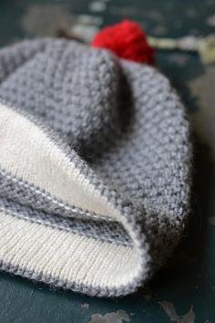 The Seaside Topper - by Emily Foden - John Arbon Textiles Knitting For Kids, Easy Knitting, Knitting Stitches, Knitting Designs, Knitting Projects, Stitch Patterns, Knitting Patterns, Crochet Patterns, Knit Or Crochet