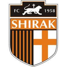 1958, FC Shirak (Gyumri, Armenia) #Shirak #Gyumri #Armenia (L9927)