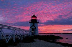 Romantic stateside honeymoon. Nantucket, Massachusettes