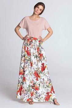 c5a2d6f0294 10 meilleures images du tableau jupe longue taille haute