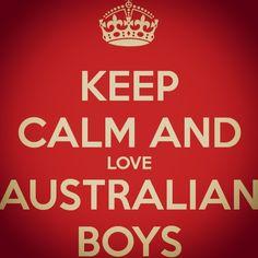 Love Aussies!
