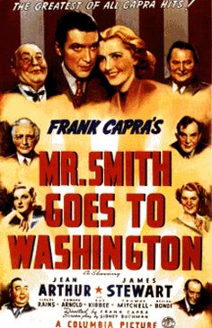 Mr. Smith Goes to Washington (1939)  producer/director  Frank Capra