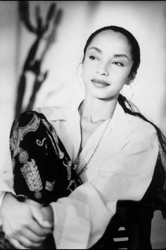 "roadtorichesbk: ""Sade is a older beauty. This she found the fountain of youth, she barely ages. """