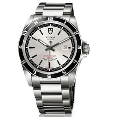 Mens Watches - Tudor Grantour Mens Watch - M20500N-0002