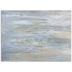 Uttermost Misty Morning Hand Painted Art 34394