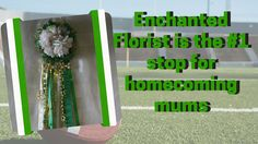 Pasadena High School Football Homecoming | Mums, Garters, Boutonnieres, ...