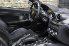 This beautiful thing is currently for sale at Fiskens in London. I'd have this over an F12 TDF all day long. Full advert here – fiskens.com/599GTO