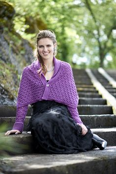 Ravelry: Hertha pattern by Linda Marveng