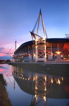 Millenium Stadium, Cardiff, Wales   Find out what local attractions we have close to Celtic Manor http://www.celtic-manor.com/local-area