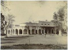 Rawalpindi Club. 1890's