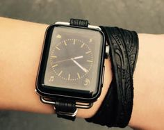 Apple Watch Band Gift for Her Leather Apple Watch Band