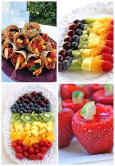 Blog da Érica Valiati: Decor Flores e Frutas