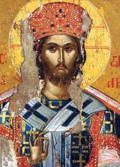 Holy Quotes, High Priest, Byzantine Icons, Orthodox Icons, Sacred Art, Jesus Christ, Prayers, Faith, Painting