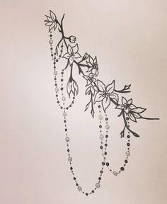 Flower tattoo tattoo trends woman # breast # tattoo # woman # templates # tattoo design – foot tattoos for women flowers Vine Tattoos, Skull Tattoos, Foot Tattoos, Body Art Tattoos, Sleeve Tattoos, Tatoos, Tattoos For Women Flowers, Best Tattoos For Women, Brust Tattoo Frau