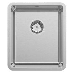 lua100 abey lucia single bowl kitchen - Abey Kitchen Sinks