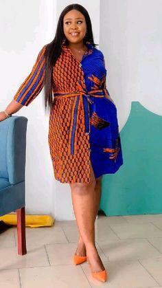 African Dresses For Kids, Latest African Fashion Dresses, African Dresses For Women, African Print Fashion, Africa Fashion, African Attire, African Lace Styles, Ankara Styles, African Shirt Dress