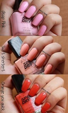 I really love the peach color Avon Nail Polish, Avon Nails, Nail Polishes, Nail Polish Colors, Pedicures, Manicure And Pedicure, Dry Nails, Heart Nails, Toe Nail Designs