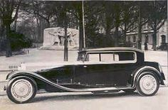 Bugatti Royale 1932 Maintenance/restoration of old/vintage vehicles: the material for new cogs/casters/gears/pads could be cast polyamide which I (Cast polyamide) can produce. My contact: tatjana.alic@windowslive.com