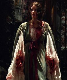 Jessica Chastian as Lady Lucille Sharpe in Crimson Peak