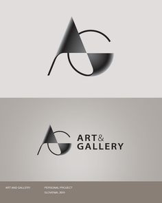 Letter A and Letter R Logo - Hative