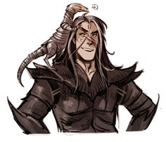 """I just love that part of """"Fall of Gondolin"""" where Melkor makes giant transformer-style monsters of metal. Melkor and his army of robot-dragons. …I'm so happy you feared ofindustrialization,professor."""