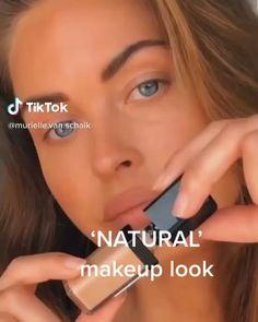 Natural School Makeup, Natural Makeup For Teens, Natural Everyday Makeup, Natural Makeup Looks, Easy School Makeup, School Makeup Tutorial, Easy Makeup Looks, Everyday Makeup For School, Back To School Makeup