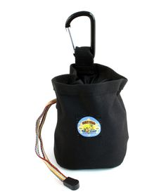 Simply fill the Snac Pac with your waglet's favorite treats and use the built-in drawstring to keep nosey noses from getting inside! This handy pouch clips onto the System Belt, or just about anywhere, so that you can reward your best friend on the spot for being a good dog. Perfect for training! Only $12.99!