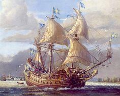 Vackra Vasa har fått vara förebild för Stormwatch #flaskarom