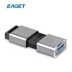 Eaget F90 USB Flash Drive 16GB 32GB 64GB 128GB 256GB USB3.0 Interface Pendrive Pen Drive USB Stick External Storage Disk U Disks
