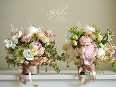 Lumanari nunta / aranjamente florale nunta / planning & design Idyllic Events