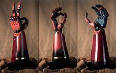 コナミ、腕を失くしたゲーマーにメタルギアソリッドのあの義手を開発中 : ギズモード・ジャパン