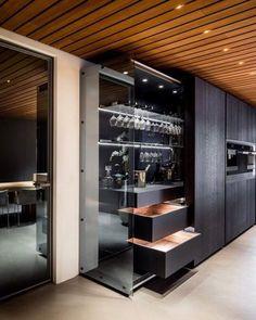 √ Scandinavian kitchen design for your beautiful home design … – Modern Modern Home Bar, Modern Kitchen Design, Interior Design Kitchen, Home Decor Kitchen, Kitchen Furniture, Kitchen Walls, Kitchen Units, Küchen Design, House Design