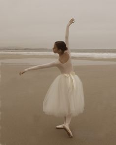 Ballerina on the Beach 8x10 Fine Art by lucysnowephotography, $20.00
