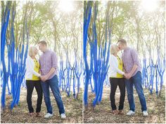 Alison & Matt: Engagements » Brittney Melton Photography | Houston Wedding Photography - Blue Trees, Houston, TX