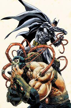 Batman: Arkham Knight Cover #6 •Dan Panosian