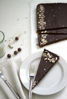 my dad loves chocolate malt - good bday dessert for him