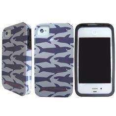 Sharkie Vibe iPhone Case | $48