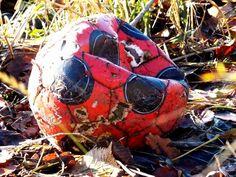 Battered Old Ball