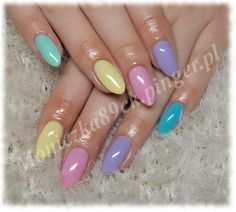 wiosenne paznokcie - Szukaj w Google