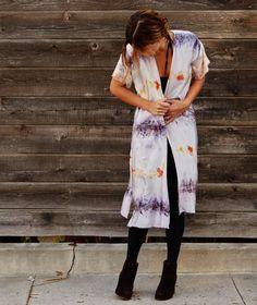 Nova Goods Premonition Silk Kimono