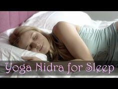 Yoga Nidra For Sleep - Powerful Guided Meditation to Fall Asleep Fast #yoganidra #sleep - YouTube