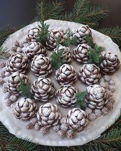 Havasi tobozok, ennél mutatósabb karácsonyi süti nincs! - Ketkes.com
