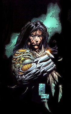 The Darkness - Comic Art Work By Marc Silvestri - Dc Comics Superheroes, Marvel Dc Comics, Marvel Heroes, Comic Art Community, Top Cow, Animation, Image Comics, Dark Horse, Comic Covers