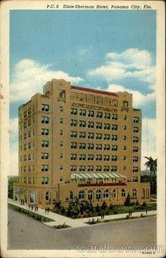 Dixie Sherman Hotel