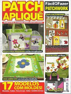 132 Facil de Fazer patchwork Patch Apliquê n. 1 ok - maria cristina Coelho - Picasa Web Album