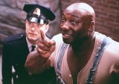 The Green Mile. I would have no problem having a marathon of just Tom Hank movies. The man is a legend.