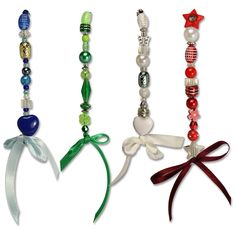Beaded Bookmarks - Christmas Presents?