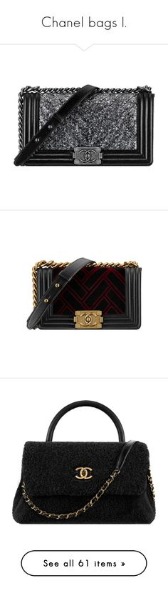 """""""Chanel bags I."""" by plaraa on Polyvore featuring bags, handbags, shoulder bags, chanel, man shoulder bag, shoulder hand bags, purse shoulder bag, python purse, shoulder bag purse y bolsas"""